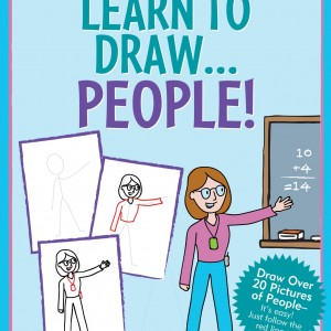 Learn To Draw People 如何畫人物